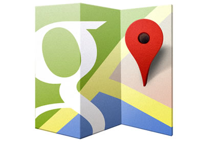 Update der Google Maps
