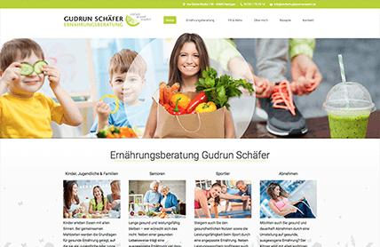 Website und Logo Design von Nimm3