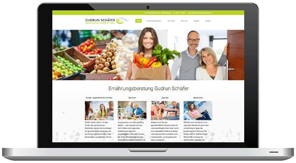 Nimm3 Website und Logogestaltung