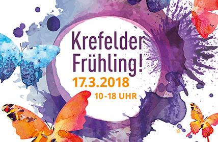 """Wir locken den """"Krefelder Frühling!"""" mit 5000 Hyazinthen"""