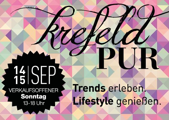 KREFELD Pur – das Mode-Event 2019