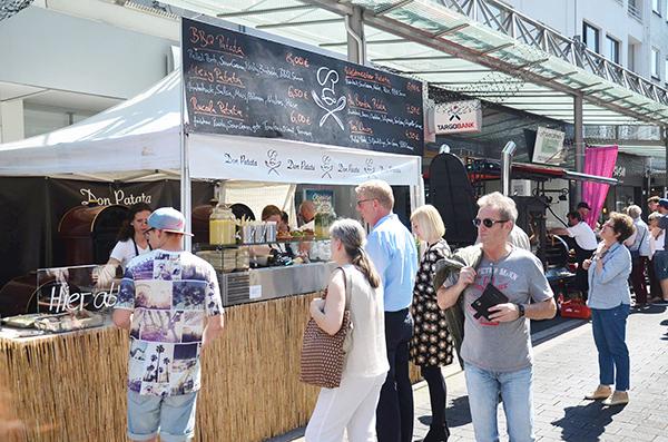 Krefelder Veranstaltung Märkte für Genißer