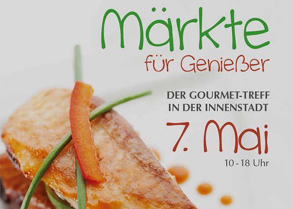Märkte für Genießer 2016