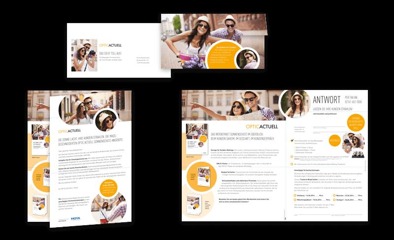 Nimm3 Werbeagentur Mailings