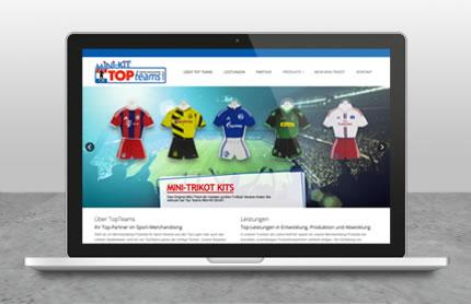 TopTeams Merchandising